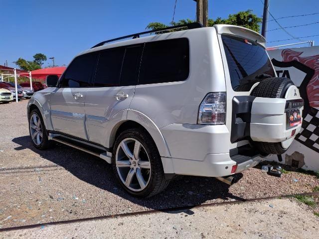 Pajero Full 3.2 HPE 4X4 16V Turbo Intercooler Diesel Automático - 2013 - Foto 3