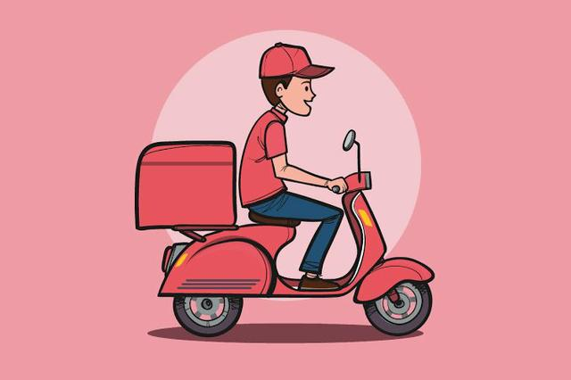 Vaga para motoboy (delivery)