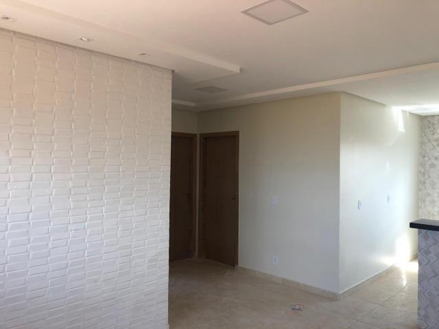 Lindo apartamento de 3 quartos pronto para morar financiado pelo Minha Casa Minha Vida - Foto 5