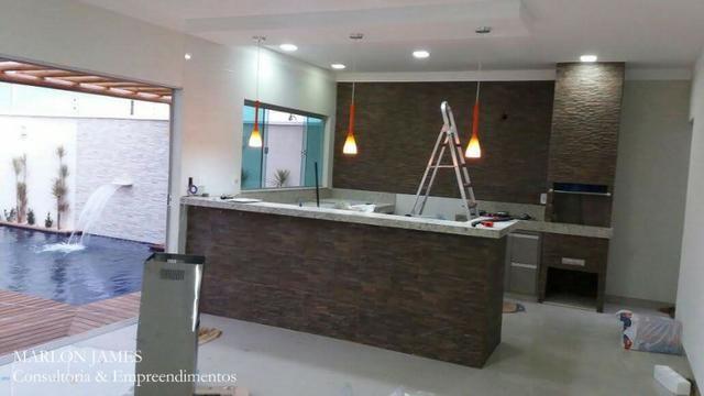 Casa modelo para vender em Inhumas no setor Residêncial Monte Alegre! - Foto 2