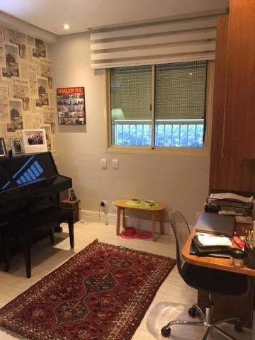 Apartamento com 4 dormitórios à venda, 195 m² por r$ 1.800.000 - campo belo - são paulo/sp - Foto 14