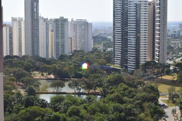 Apartamento com 2 dormitórios à venda, 69 m² por r$ 350.000 - jardim goiás - goiânia/go - Foto 6