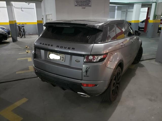 Range Rover Evoque Dynamique - Foto 4