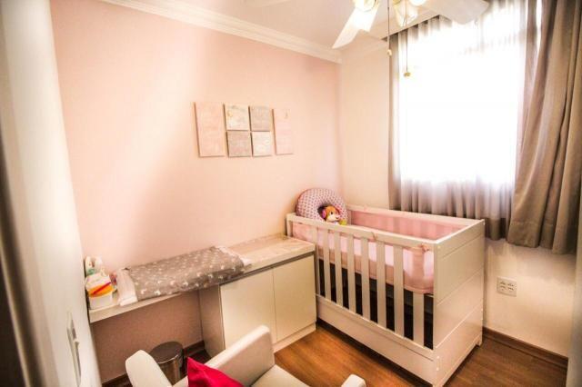 Apartamento à venda, 3 quartos, 1 vaga, buritis - belo horizonte/mg - Foto 19