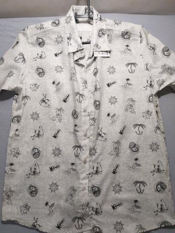 Camisa Off white mac - Foto 2