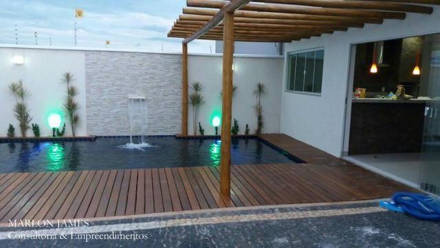 Casa modelo para vender em Inhumas no setor Residêncial Monte Alegre! - Foto 3
