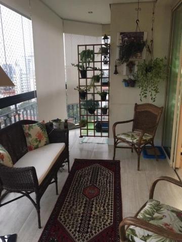 Apartamento com 4 dormitórios à venda, 195 m² por r$ 1.800.000 - campo belo - são paulo/sp - Foto 8