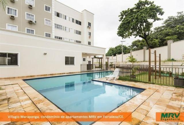Apartamento na Maraponga 145mil Pronta Entrega - Foto 15