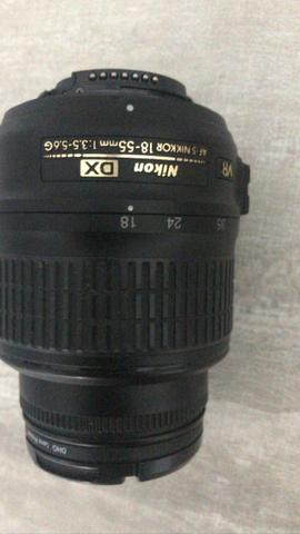 Nikon 18-55mm f/3.5-5.6G AF-S vr dx review
