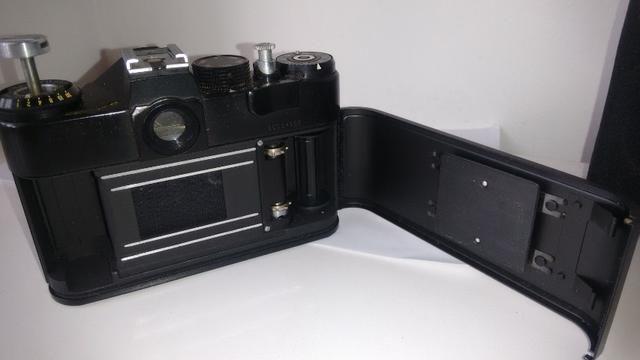 Câmera Fotográfica Zenit 11 (Raridade, ano 1964) - Foto 3