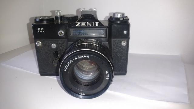 Câmera Fotográfica Zenit 11 (Raridade, ano 1964) - Foto 5
