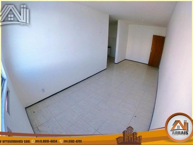 Apartamento com 2 quartos, 58m² na maraponga - Foto 7