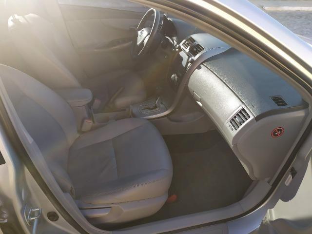 Toyota Corolla Xei 1.8 Aut. - 2010 - Foto 9