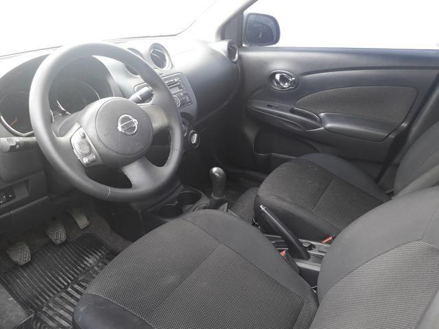 Nissan Versa Sl 1.6 Completo _ mensais 499,99 - Foto 4