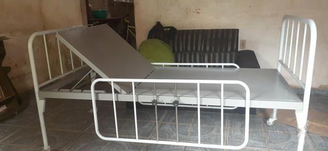 Cama pra cadeirante
