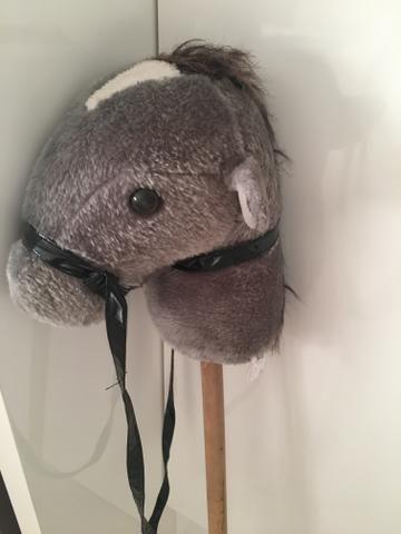 Cavalinho de pau - Foto 2