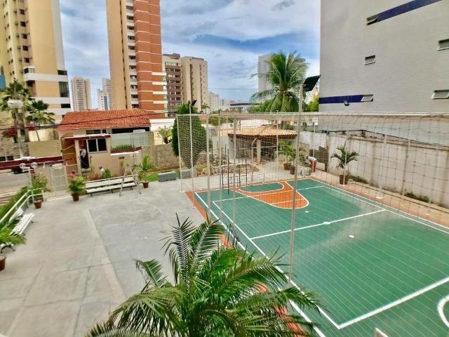 Apartamento no Cocó com 132m², 03 quartos e 02 vagas - AP0611 - Foto 12