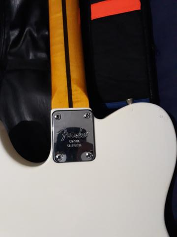 Guitarra fender telecaster - Foto 6