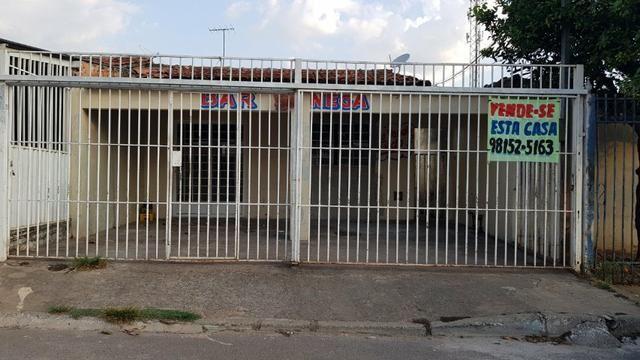 Casa de 2 Quartos - Escriturada com Barraco de Fundo - Aceita Proposta - Foto 18