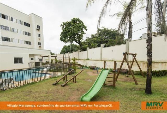 Apartamento na Maraponga 145mil Pronta Entrega - Foto 7
