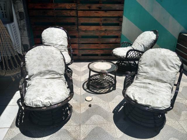 Cadeiras para Área