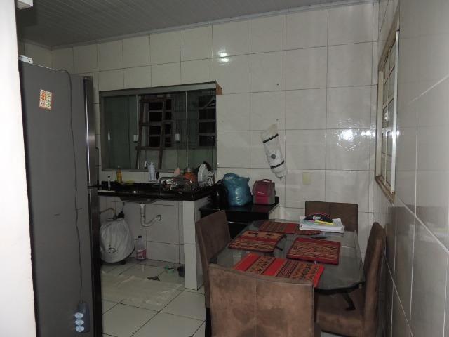 QR 203 Casa no piso cerâmica, com 2 quartos. Escriturada - Foto 7