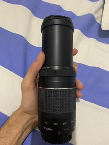Lente Canon EF 75-300mm f/4-5.6 III - Foto 2