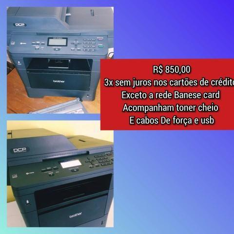 Impressora brother multifuncional com garantia - Foto 3