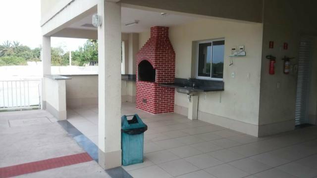 Apartamento 2qt com garagem, Manguinhos - Foto 13