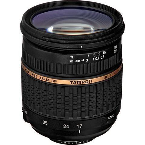 Lente Tamron -Compatível Nikon- SP 17-50mm f/2.8 Di II LD Aspherical [IF] - Foto 6