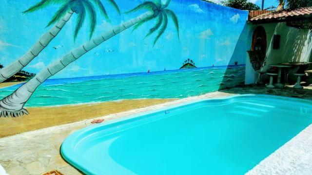 Casa na praia de Itamaracá - Tem interesse em permuta por casa em Gravatá/PE - REF.121 - Foto 12