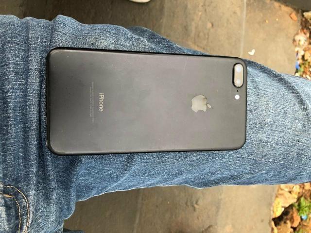 Iphone 7 Plus 32 gigas black