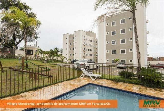 Apartamento na Maraponga 145mil Pronta Entrega - Foto 12