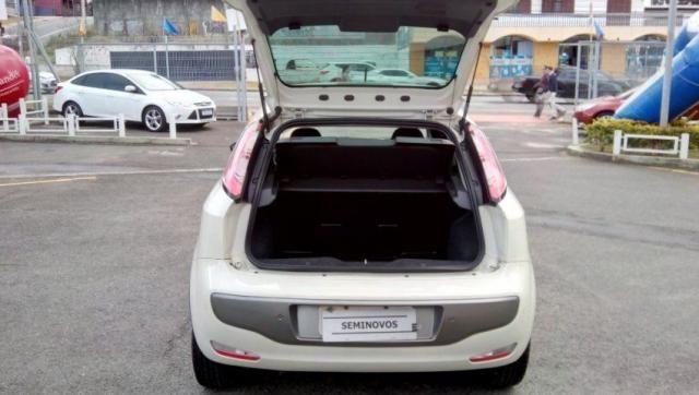 FIAT PUNTO EVO ESSENCE 1.6 16V DUALPLUS FLEX Branco 2015/2016 - Foto 11