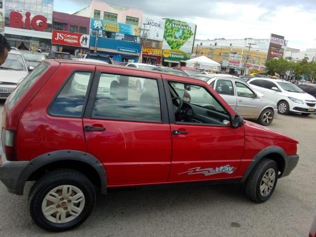 Uno Way 4p 12/13 vermelho - Foto 8