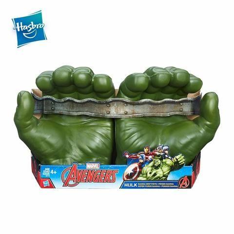 Hulk luvas Hasbro - Foto 2
