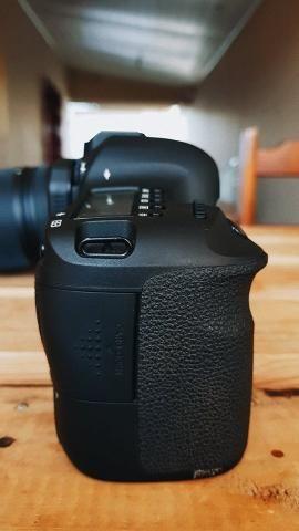 Câmera Canon 6D Full Frame - Foto 2