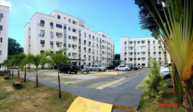 AP1601 Condomínio Vitalice, apartamento em messejana, 2 quartos, área de lazer completa - Foto 7