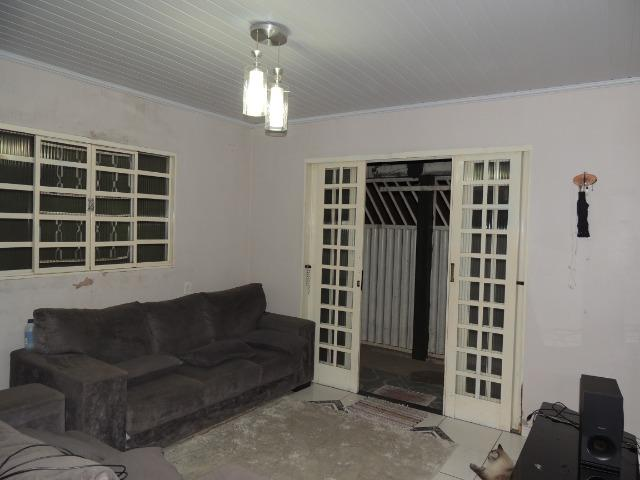 QR 203 Casa no piso cerâmica, com 2 quartos. Escriturada - Foto 5