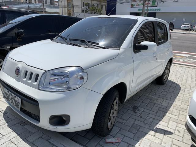 Fiat Uno Evolution 1.4 2014 Extra