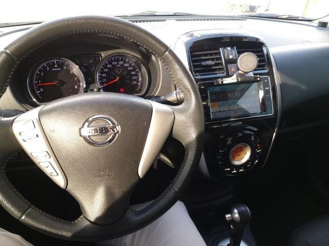 Nissan Versa SL Automático CVT 2016/2017 - Foto 3
