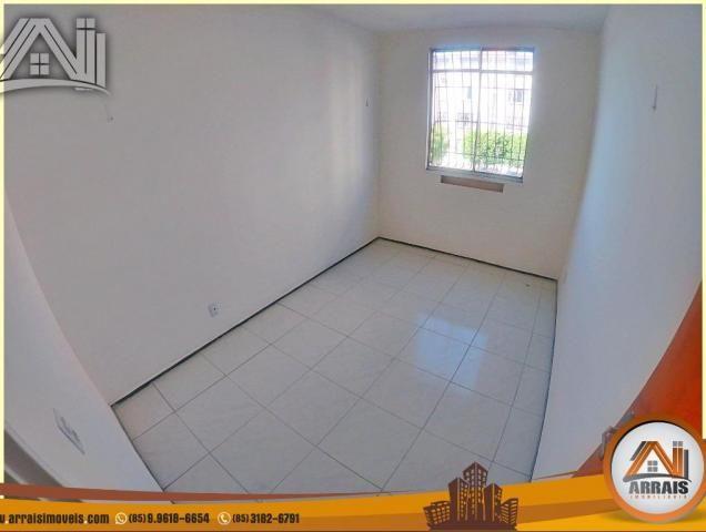 Apartamento com 2 quartos, 58m² na maraponga - Foto 11