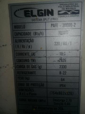Condensador de ar 30000btus