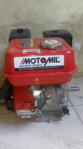 Vendo motor d popa com rapeta em camaçari, potencia 5,5 cv - Foto 7