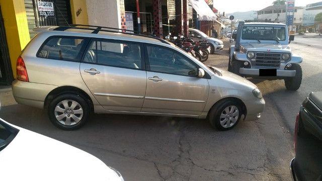 Corolla Fielder xei 1.8 flex aut. 2008 - Foto 11