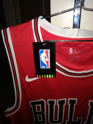 Regata NBA Chicago Bulls - Foto 3