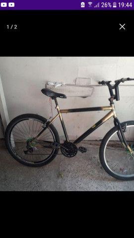 Vendo bike zera