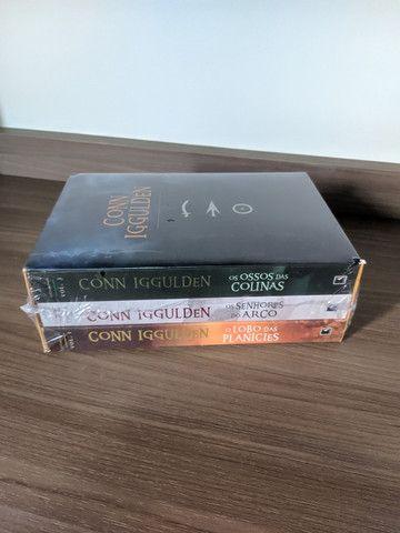 Livro O Conquistador (box 3 Volumes) - Foto 3