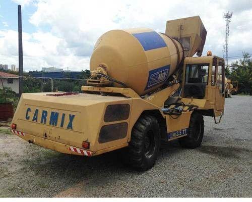 Trator 3.5TT Carmix - 12/12