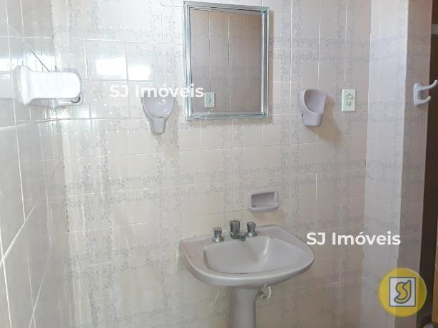 Apartamento para alugar com 3 dormitórios em Pimenta, Crato cod:33989 - Foto 15